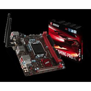 MSI H270I GAMING PRO AC LGA1151 Motherboard