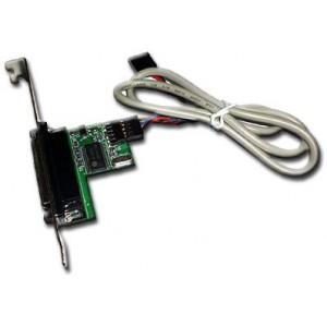 Chronos U-2305P-INT USB to Parallel Adapter
