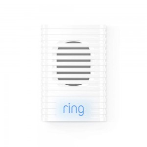 Ring Doorbell Chime - A WiFi-Enabled Speaker for Your Ring Video Doorbell