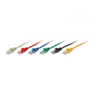 Equip 625453 Cable , NET/W Cat6E Patch 0.25m - Black