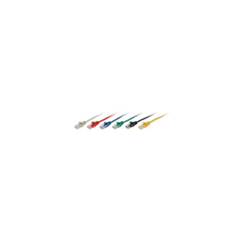 Equip 625414 Cable, Net/W Cat6E Patch 5m - Beige