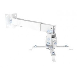 Equip 650703 White Projector Ceiling Wall Mount Bracket
