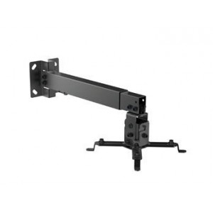 Equip 650702 Black Projector Ceiling Wall Mount Bracket