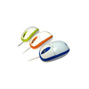 Okion  MO164UP Cutein Desktop 3 Colour Optical Mouse
