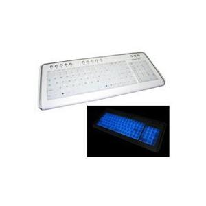 Okion KM154U Zonics Illumination Internet/Multimedia Keyboard