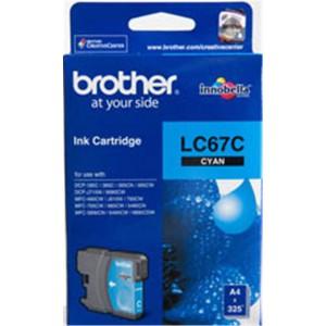 Brother MLC67C Cyan Ink Cartridge