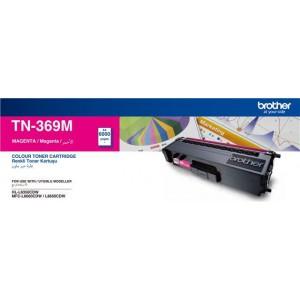 Brother MTN369M High Yield Magenta Toner Cartridge