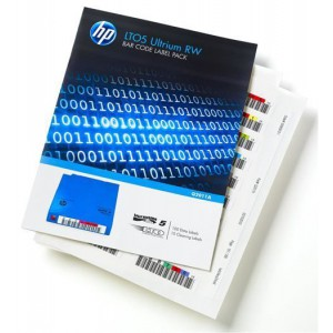 HP HQ2011A LTO5 Barcode Label Pack