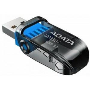 Adata FD-A64GUD330B Black 64Gb USB3.0 Flash Drive