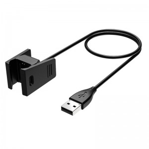 Fitbit Charge 2 Replacement USB Charger-Black