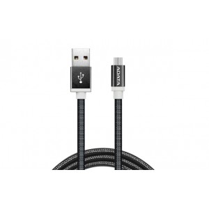 Adata AMUCAL-100CMK-CBK Android Black Sync/charge Cable