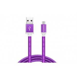 Adata AMUCAL-100CMK-CPU Android Purple Sync/charge Cable
