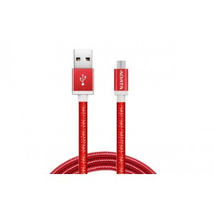 Adata AMUCAL-100CMK-CRD Android Red Sync/charge Cable