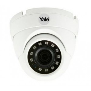 Yale SV-ADFX-W Smart Home Wired Dome Camera