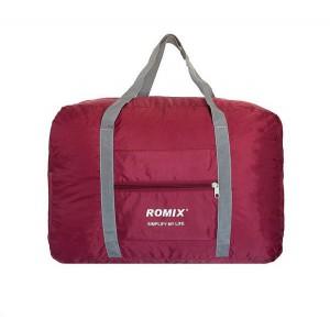 ROMIX RH62 Foldable Camping Bag - Black
