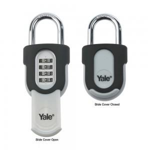 Yale Y879/55/130/1 50mm Outdoor Combination Padlock