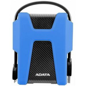 """Adata EH-A1000HD680L Blue 1Tb 2.5"""" External Hard Disk Drive"""