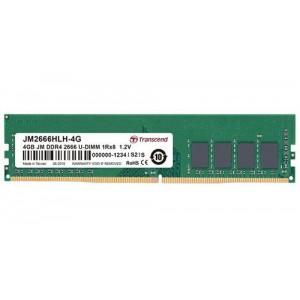 Transcend JM2666HLH-4G 4GB DDR4 2666MHz Desktop Memory