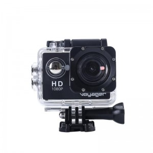 Voyager VOY-AC001 Full HD 1080p Journey Action Camera with 30m Waterproof