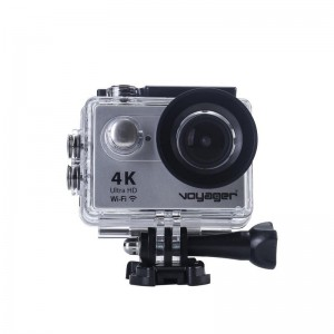 Voyager VOY-AC002 4K Ultra HD Explorer Action Camera with 30m waterproof