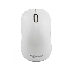 Ultra Link ULP-BM660R Bluetooth Optical Mouse - White &Red
