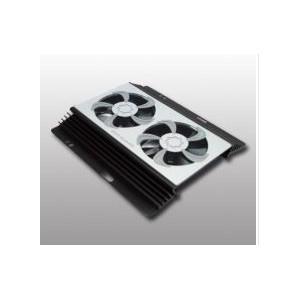 Jetart HCA05 Dual 50mm Aluminium Hard Disk Drive Cooler