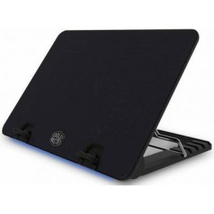 """Coolermaster R9-NBS-E42K-GP Notepal Ergostand Iv 17"""" Universal Notebook Cooling Stand & 4 Port USB Hub"""