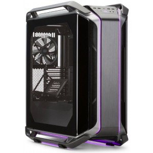 Cooler Master MCC-C700M-MG5N-S00 Cosmos Grey, Black & Silver XL-ATX Desktop Chassis with Tempered Side Window