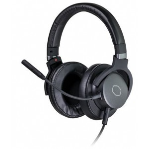 CoolerMaster MH-752 7.1 Channel Over-ear Gaming Headset - Black