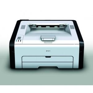 Ricoh SP 211 Laser Black & White Printer