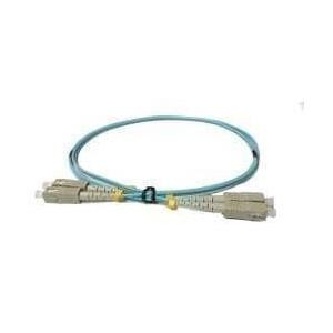 Switchcom F-PC-MMOM3-SC-1 SC-DX Multi Mode OM3 1m Fibre Patch Cord