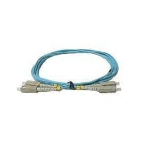 Switchcom F-PC-MMOM3-SC-3  SC-DX Multi Mode OM3 3m Fibre Patch Cord