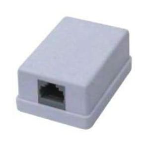 Switchcom WB-C5 Surface Mount Box Single Rj45 Cat5e