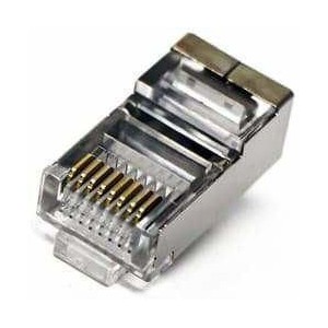 Switchcom RJ45-C-C6-SH CAT6 RJ45 Shielded Connector Termination