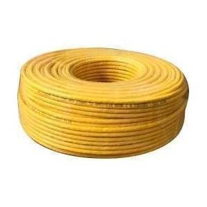 Switchcom C5-UTP-100-Y  CAT5 - UTP Indoor Yellow Cable - 100m