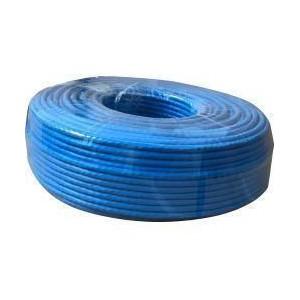 Switchcom  C6-UTP-100-BL CAT6 - UTP Indoor Blue Cable - 100m