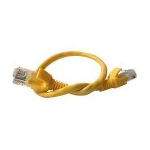 Switchcom Distribution FL-C5-0.25-Y  Flylead - CAT5 - 0.25m - Yellow