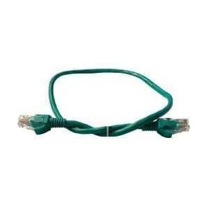Switchcom Distribution FL-C5-0.5-GR Flylead - CAT5 - 0.5m - Green