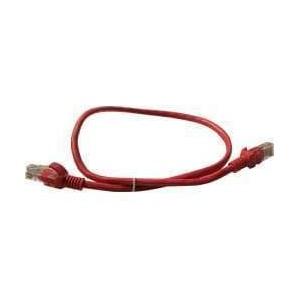 Switchcom Distribution FL-C5-0.5-R  0.5m CAT5 Red Flylead
