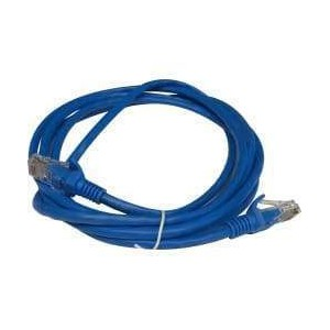 Switchcom Distribution FL-C5-1-BL  1m CAT5 Blue Flylead