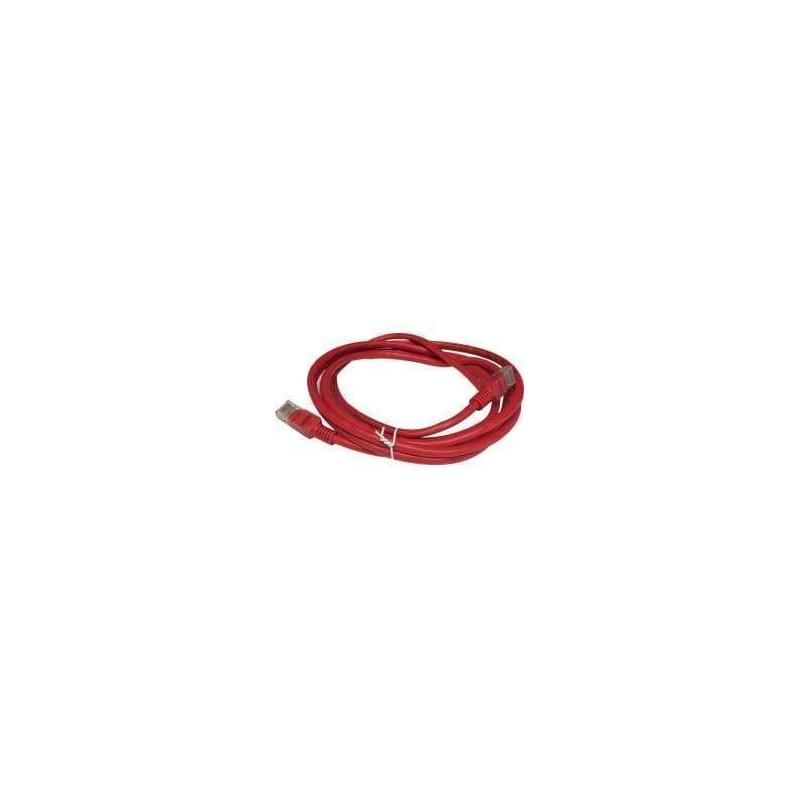 Switchcom Distribution FL-C5-2-R  2m Cat5 Red Flylead
