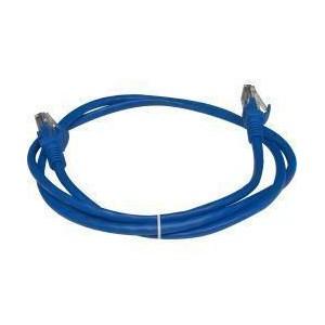 Switchcom Distribution FL-C6-1-BL Flylead - CAT6 - 1m - Blue