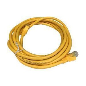 Switchcom Distribution FL-C6-3-Y  Flylead - CAT6 - 3m - Yellow