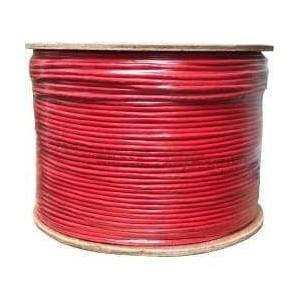 Switchcom C5-UTP-500-R  CAT5 - UTP Indoor Red Cable - 500m