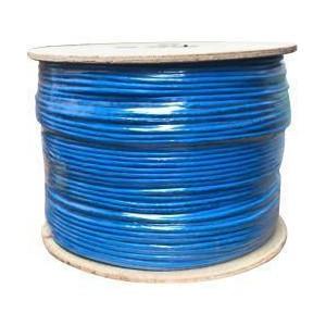Switchcom C6-UTP-500-BL CAT6 - UTP Indoor  Blue Cable - 500m