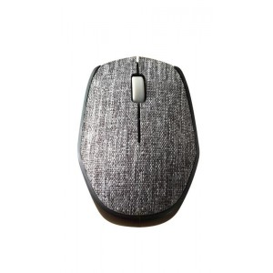Ultra Link UL-WM218G Fabric Optical Wireless Mouse - Grey
