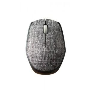 Ultra Link UL-WM218G Fabric Optical Wireless Mouse - Grey
