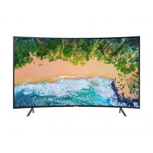 """Samsung UA49NU7300KXXA 49"""" UHD Curved TV"""