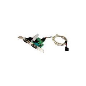 Chronos U-RS232R2-INT Adapter, Internal USB - 2 RS232