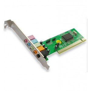 Unbranded SOU6  6 Channel PCI Aureal Au8850 Chipset Audio Card